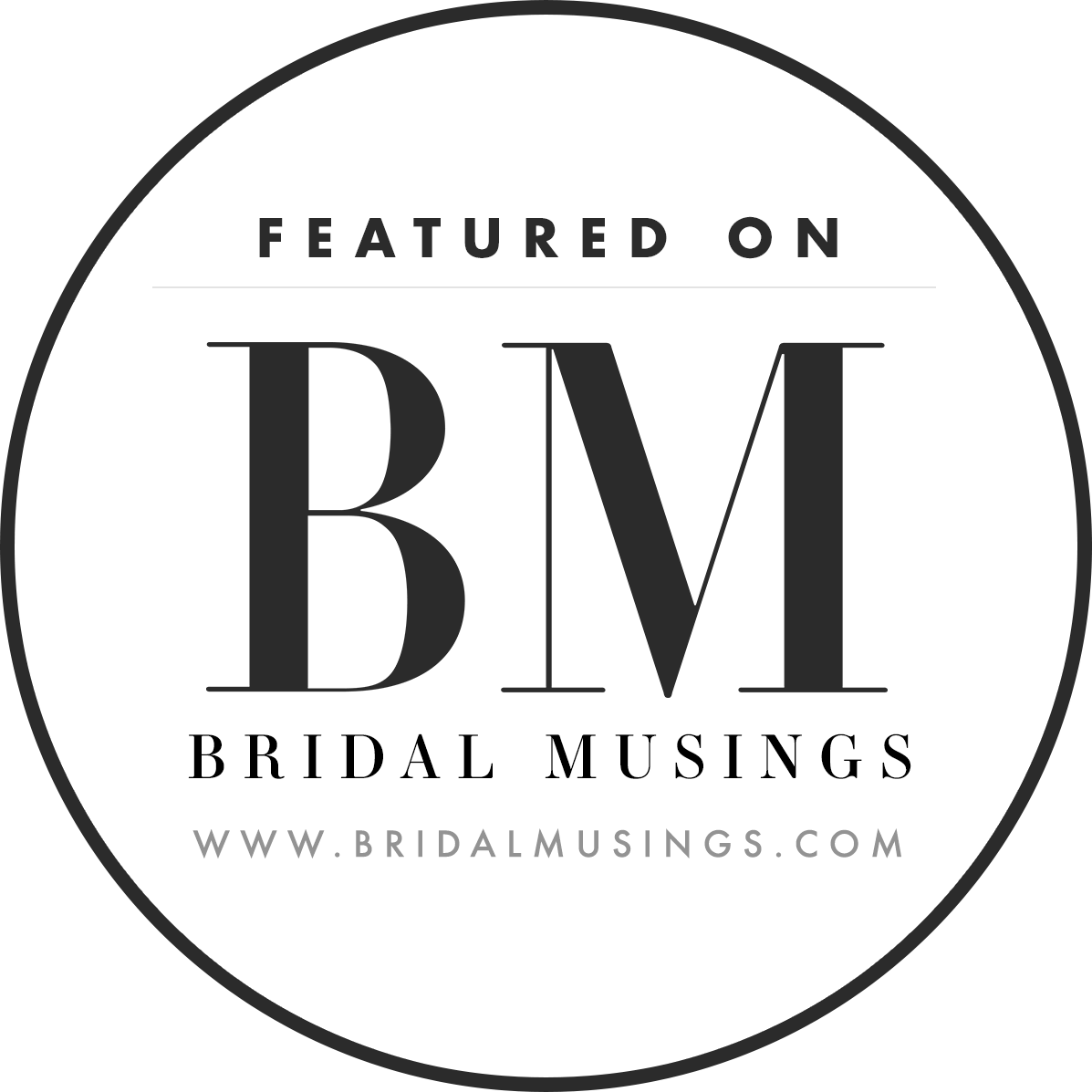 Logo Bridal Musings