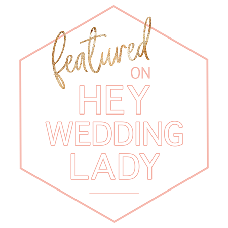 Logo Hey Wedding Lady